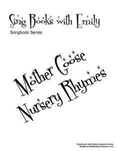 SBWE SBS - Mother Goose Nursery Rhymes Cover