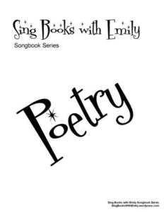 SBWE SBS - Poetry Cover