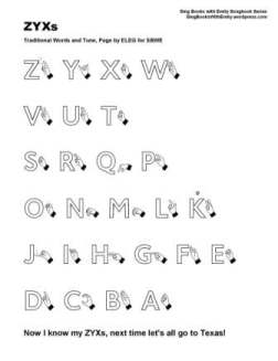 SBWE SBS ZYX letters caps w sign no chords