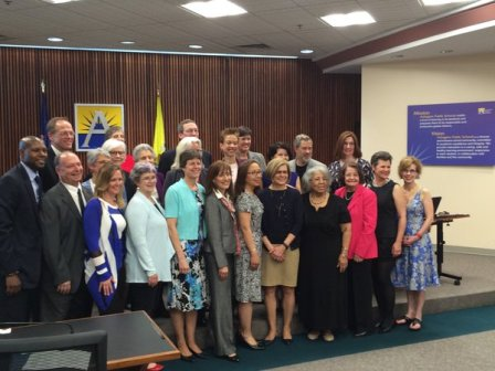 2016 APS HONORED CITIZEN GROUP PICTURE