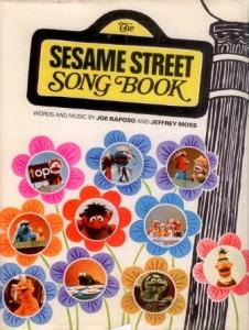 SesameStreetSongbook 1971 Trezzo DJ