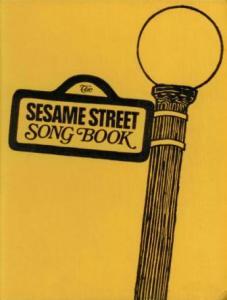 SesameStreetSongbook 1971 Trezzo