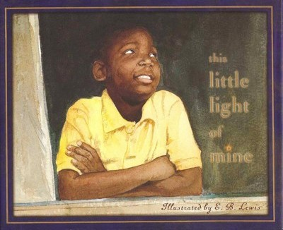 this little light of mine EB Lewis