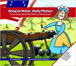 bring us water molly pitcher