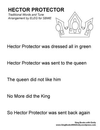 hector protector eleg sbwe - no chords