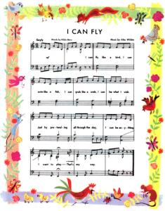 I Can Fly (Hilda Marx, Alec Wilder) - Copy