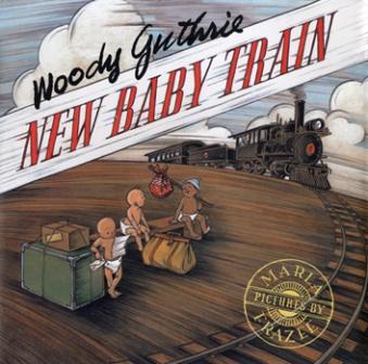 new baby train marla frazee