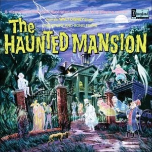 haunted mansion disney song