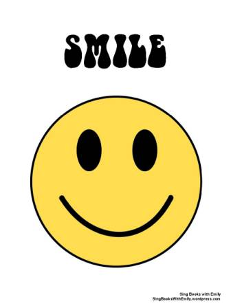 Smile Song Poster by ELEG for SBWE