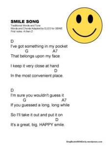 Smile Song w chords SBWE