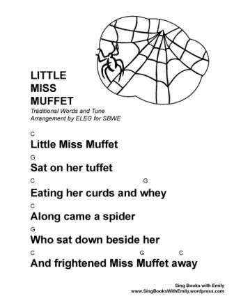 little miss muffet eleg sbwe