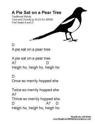 pie sat on a pear tree eleg sbwe A7