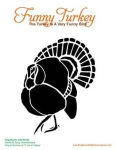 funny turkey book eleg sbwe - cover only