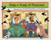 sing a song of sixpence pearson