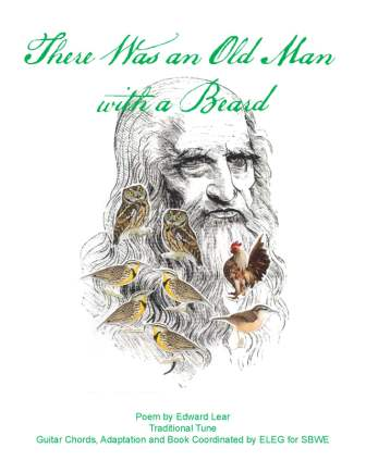 OLD MAN BEARD ELEG SBWE da vinci (cover only)
