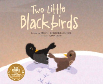 two little blackbirds cantata crisp