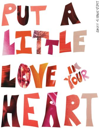 Put a Little Love in Your Heart (poster) ELEG SBWE - Copy