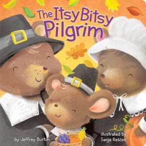 itsy bitsy pilgrim cover