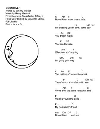 Moon River (for SBWE) w chords 2