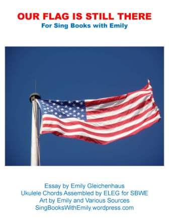 Star Spangled Banner Imagine This ELEG SBWE cover only