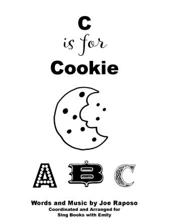 C is for Cookie ABC (SBWE) Cover Only