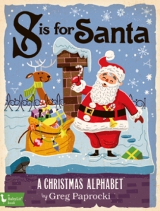 S Is for Santa cover