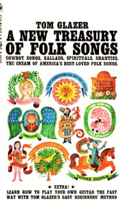 Tom Glazer New Treasury of Folk Songs