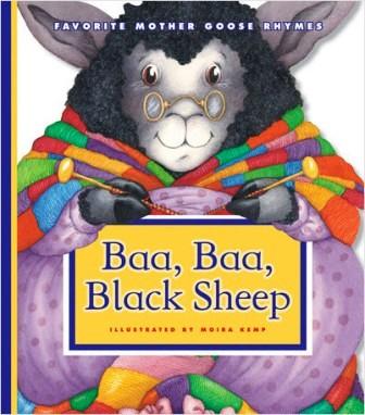 baa black sheep kemp