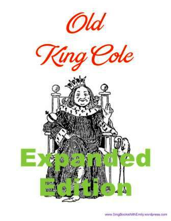 old king cole book for sbwe expanded - Cover only