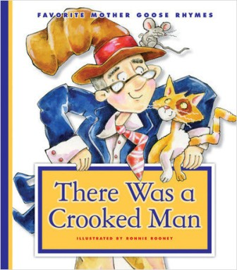 there was a crooked man rooney