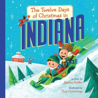 twelve days of christmas in Indiana griffin cummings