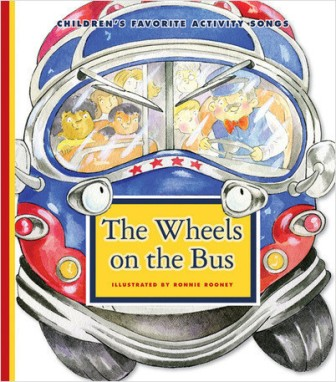 wheels on the bus Rooney