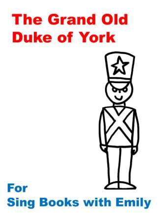 grand old duke cover sbwe