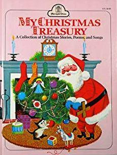 my christmas treasury merrigold lowell hess