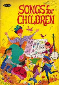 songs for children ruth ruhman