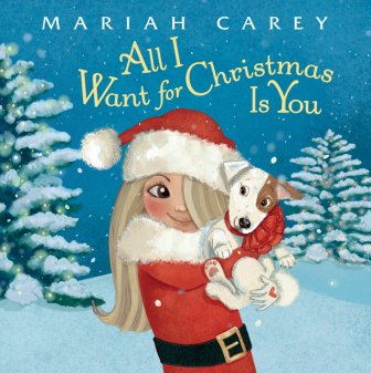 all I want for christmas carey madden cover