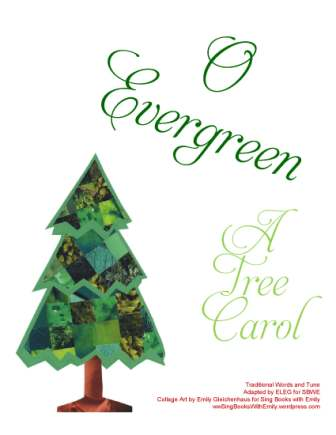 O EVERGREEN for SBWE book - cover only