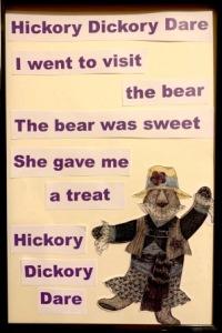 Hickory Dickory Dare poster SBWE original - Copy