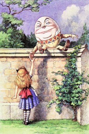 Humpty Dumpty and Alice - Copy