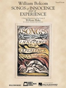 songs of innocence and experience william bolcom