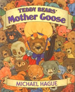 teddy bears mother goose hague