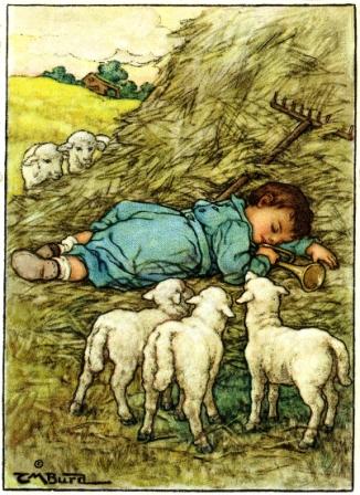 Little Boy Blue Clara M Burd Copy - Copy