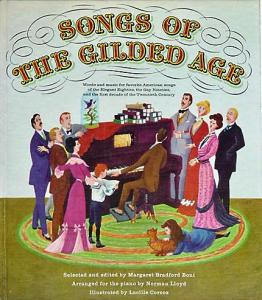 songs of the gilded age cover