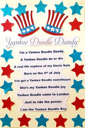 yankee doodle dandy eleg sbwe poster - Copy