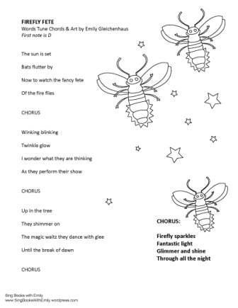 firefly fete eleg sbwe no chords
