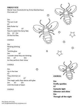 firefly fete eleg sbwe w chords