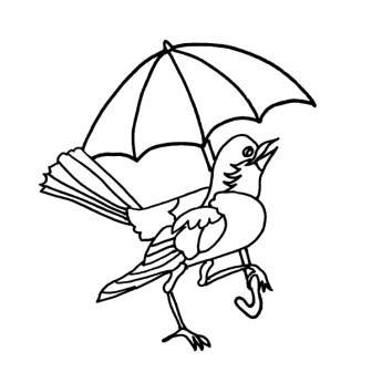 robin in the rain w full umbrella eleg sbwe fixed up 2 - Copy