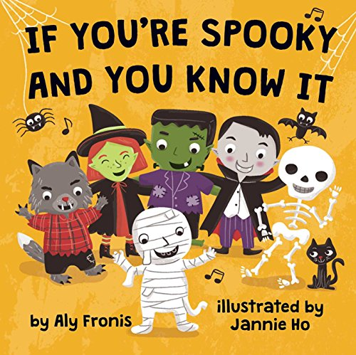 if you're spooky and you know it cover
