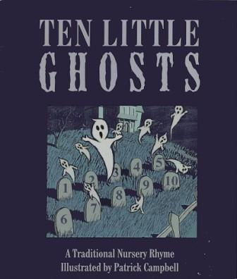 ten little ghosts cover