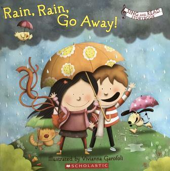 rain rain go away sing and read